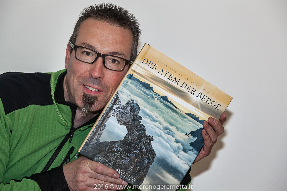 Der Atem der Berge | La copertina
