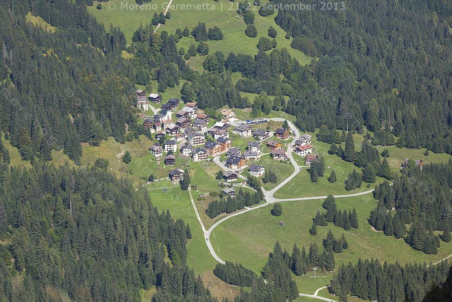 Gares, Canale d'Agordo, Dolomiti