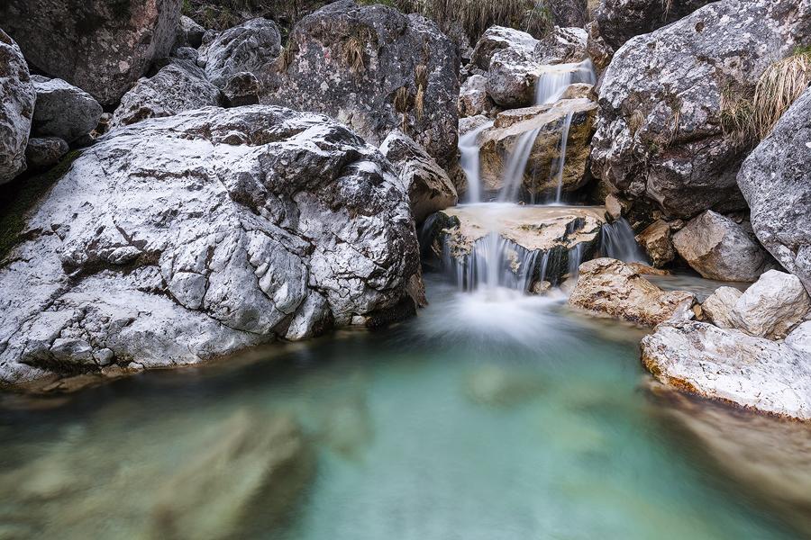 Acqua in val Salet