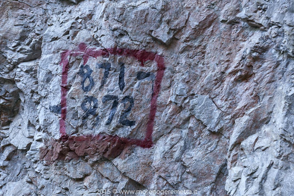 Segnavia CAI 871 e 872