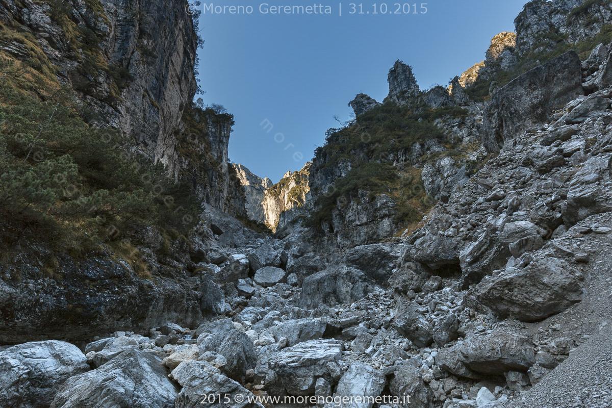 Val Pegolèra - Monti del Sole - Dolomiti Bellunesi