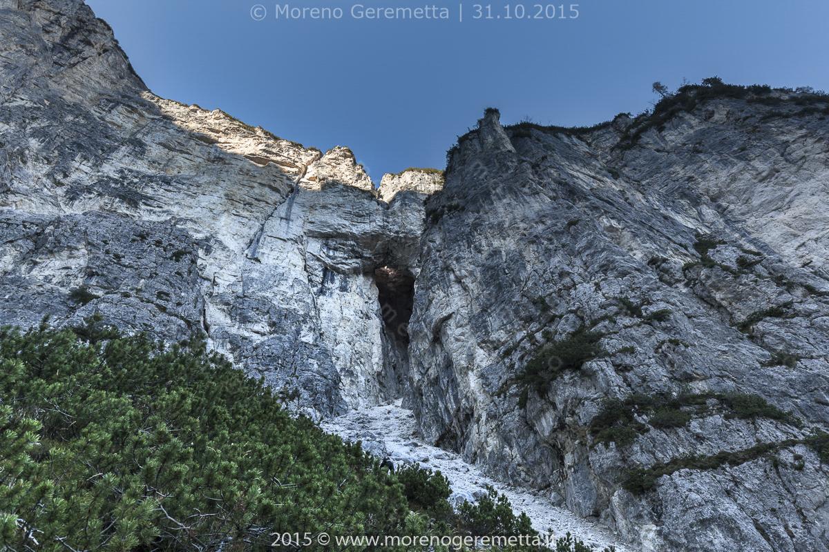 Il Bus de le Néole - Monti del Sole - Dolomiti Bellunesi