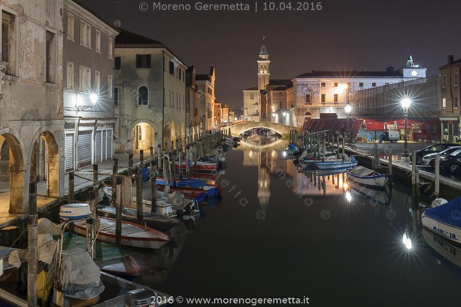 Chioggia, il centro storico