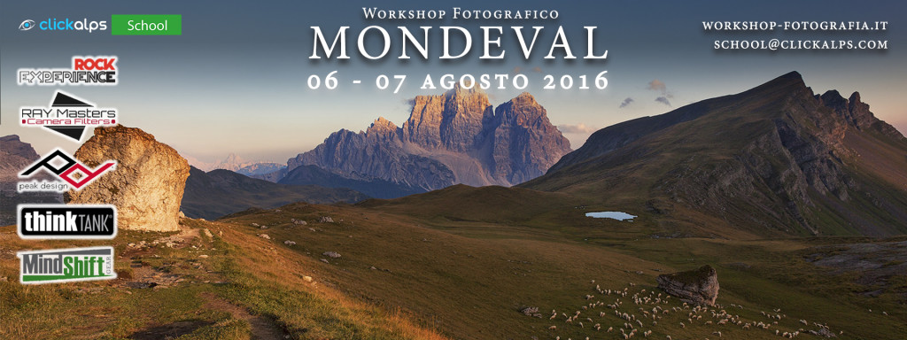 Workshop - Mondeval