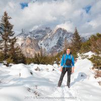Uno sguardo verso il Civetta | Dolomiti