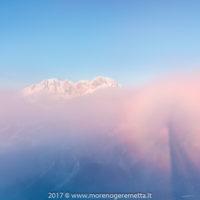 Spettro di Brocken | Dolomiti