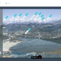 I nomi delle montagne | Peak Visor | screenshot