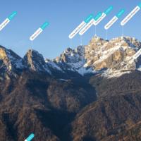 I nomi delle montagne | Peak Visor | Framont e Moiazza