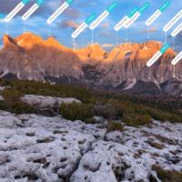 I nomi delle montagne | Peak Visor | Civetta e Moiazza