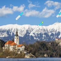 I nomi delle montagne | Peak Visor | Bled, Slovenia
